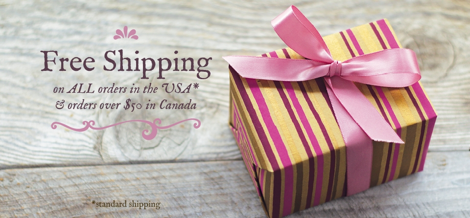April Slider: Shipping