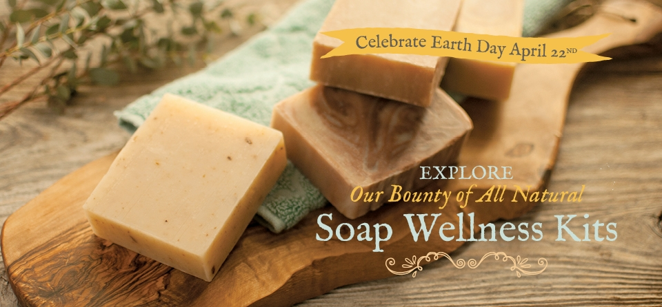 April Slider: General Soap Kit