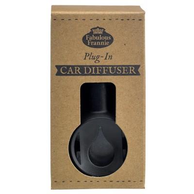 Car Scenter Electric Diffuser w/3 Refills