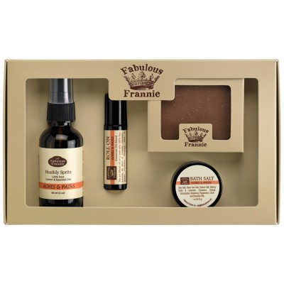 Muscle Ice (Aches & Pains) Wellness Kit