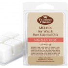 Vanilla Rose 100% Pure & Natural Soy Meltie 2.75 oz